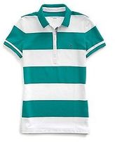 Tommy Hilfiger Women's Heritage Rugby Stripe Polo