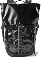 Patagonia Black Hole 32l Water-repellent Twill Backpack - Black