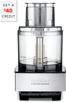 Cuisinart 14-Cup Custom Food Processor