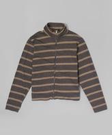 Nano Latte Stripe Zip-Up Jacket - Infant, Toddler & Boys