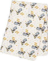 TREND LAB, LLC Trend Lab Dr. Suess One Fish, Two Fish Deluxe Swaddle Blanket