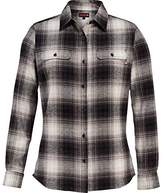 Wolverine Women's Aurora Two-Sided Brushed Flannel Shirt