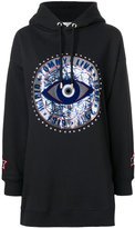 Tommy Hilfiger Tommy x Gigi printed hoodie dress