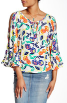 VOOM by Joy Han Cheery Blossom Blouse