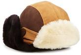UGG Boys' Color Blocked Trapper Hat - Sizes 2-6
