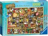 Ravensburger The Curious Kitchen Cupboard 1000pc Puzzle