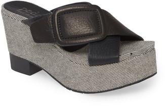 Pedro Garcia Donata Platform Sandal