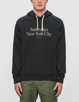 Saturdays NYC Ditch Miller Standard Hoodie