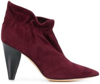 Derek Lam Slip-On Ankle Boots