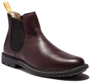 tijeras Una buena amiga 鍔  Mens Burgundy Timberland | Shop the world's largest collection of fashion |  ShopStyle