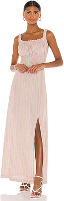 The Jetset Diaries Maya Midi Dress