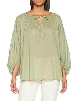 Benetton Women's Blouse Blouse Not Applicable,(Manufacturer Size: Large)