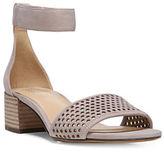 Naturalizer Faith Leather Hexagonal Sandals