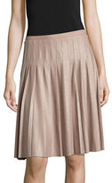 I.N.C International Concepts Petite Pleated Chiffon Skirt
