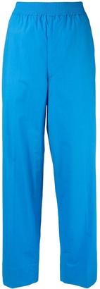 Hermes pre-owned Elastic Waist Pants