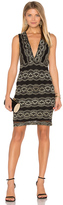 Nightcap Clothing Moroccan Lace Mini Dress