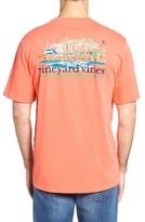 Vineyard Vines Men's Club Scene T-Shirt
