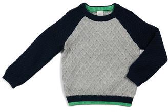 EGG Jackson Wool-Blend Sweater