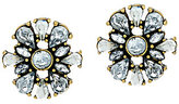 BaubleBar Foliage Stud Earrings