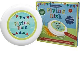 Mandmdirect.Com Kids Flying Disc In A Box Junior Fun Day Games Multi