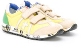 Premiata Kids - Lucy sneakers - kids - Leather/Suede/Nylon/rubber - 28