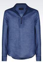 Emporio Armani Linen Shirt