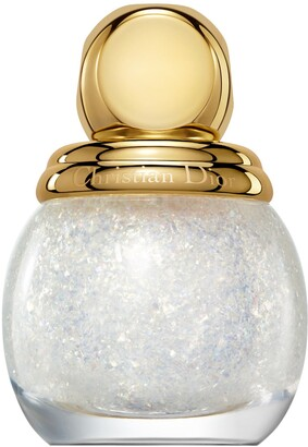 Christian Dior Golden Nights Diorific Vernis Top Coat Glitter Nail Lacquer