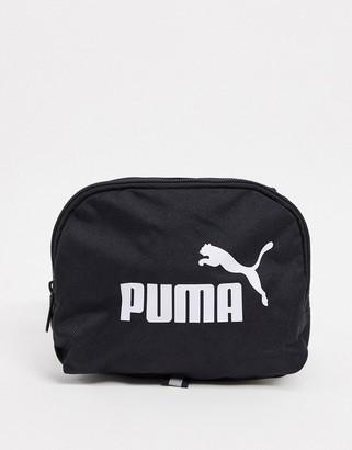 Puma Phase small cross body bag in black