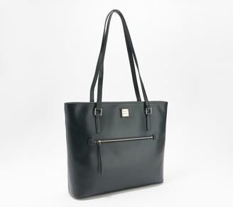 Dooney & Bourke Leather Saffiano Large Shopper