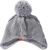 Joe Fresh Toddler Girls' Peruvian Winter Hat, Grey (Size 1-3)