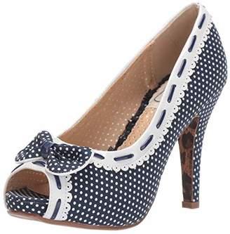 Bettie Page Women's BP412-AMELIE Shoe