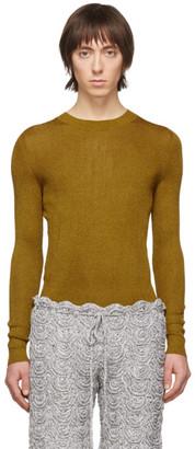 Judy Turner Gold Alice Sweater
