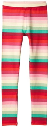 crewcuts by J.Crew Novelty Leggings (Toddler/Little Kids/Big Kids) (Red/Green Multi) Girl's Casual Pants
