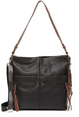 The Sak Ashland Leather Shoulder Bag