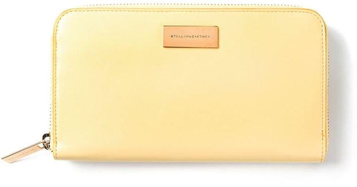 Stella McCartney zip wallet