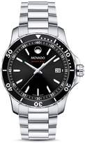 Movado Performance Stainless Steel Series 800 Watch, 40mm