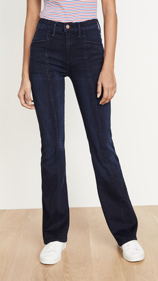 Mother The Slant Drama Jeans