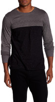 Micros Freddy Long Sleeve Printed Tee