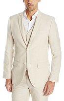 Perry Ellis Men's Slim Fit Poly Jacket