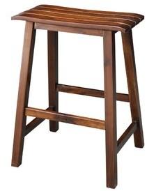 "International Concepts Bar & Counter Height Stool Seat Height: Counter Stool (23"" Seat Height)"