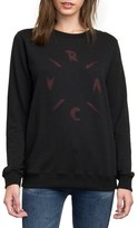 RVCA Women's Graphic Sweatshirt