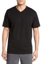 Cutter & Buck Men's Big & Tall 'Sida' V-Neck T-Shirt