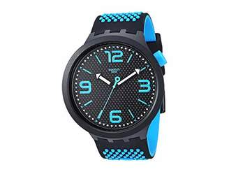 Swatch Big Bold Quartz Silicone Strap