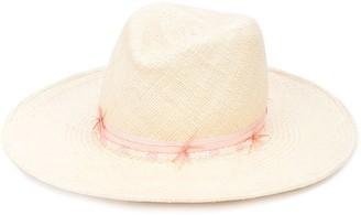 Gigi Burris Millinery Jeanne woven hat