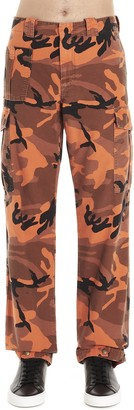 McQ Camouflage Cargo Pants