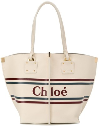 Chloé Vick tote bag