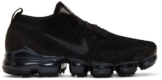 Nike Black Air VaporMax Flyknit 3 Sneakers