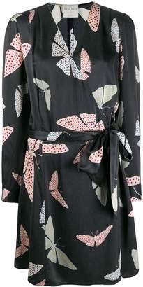 Forte Forte silk printed wrap dress