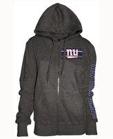 5th & Ocean Women's New York Giants Backfield LE Hoodie