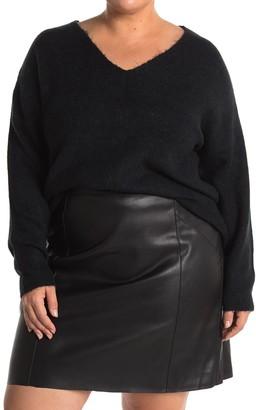 Vero Moda Knit V-Neck Sweater